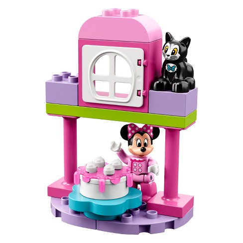 Lego Duplo Disney Minnie Mouses Birthday Party 10873 Target