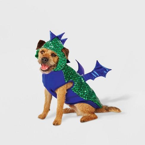 Dinosaur Dragon Dog Hoodie - Hyde & EEK! Boutique™ - image 1 of 4
