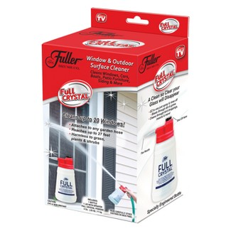 As Seen on TV Full Crystal Window and Outdoor Surface Cleaner