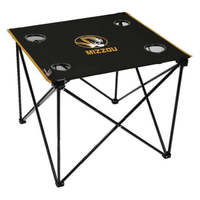 NCAA Missouri Tigers Portable Table - image 1 of 1
