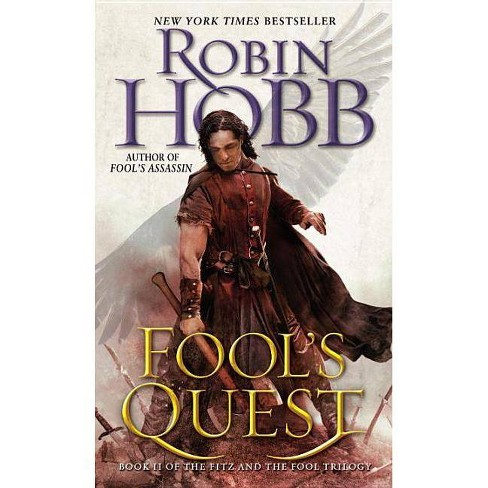 Fool's Quest - (Fitz and the Fool) by  Robin Hobb (Paperback) - image 1 of 1