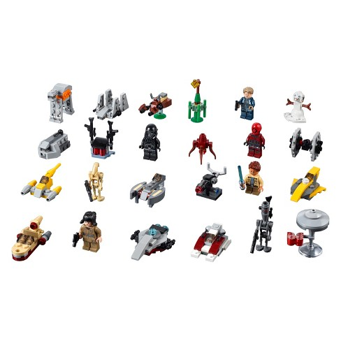 Lego Star Wars Advent Calendar 75213 Target
