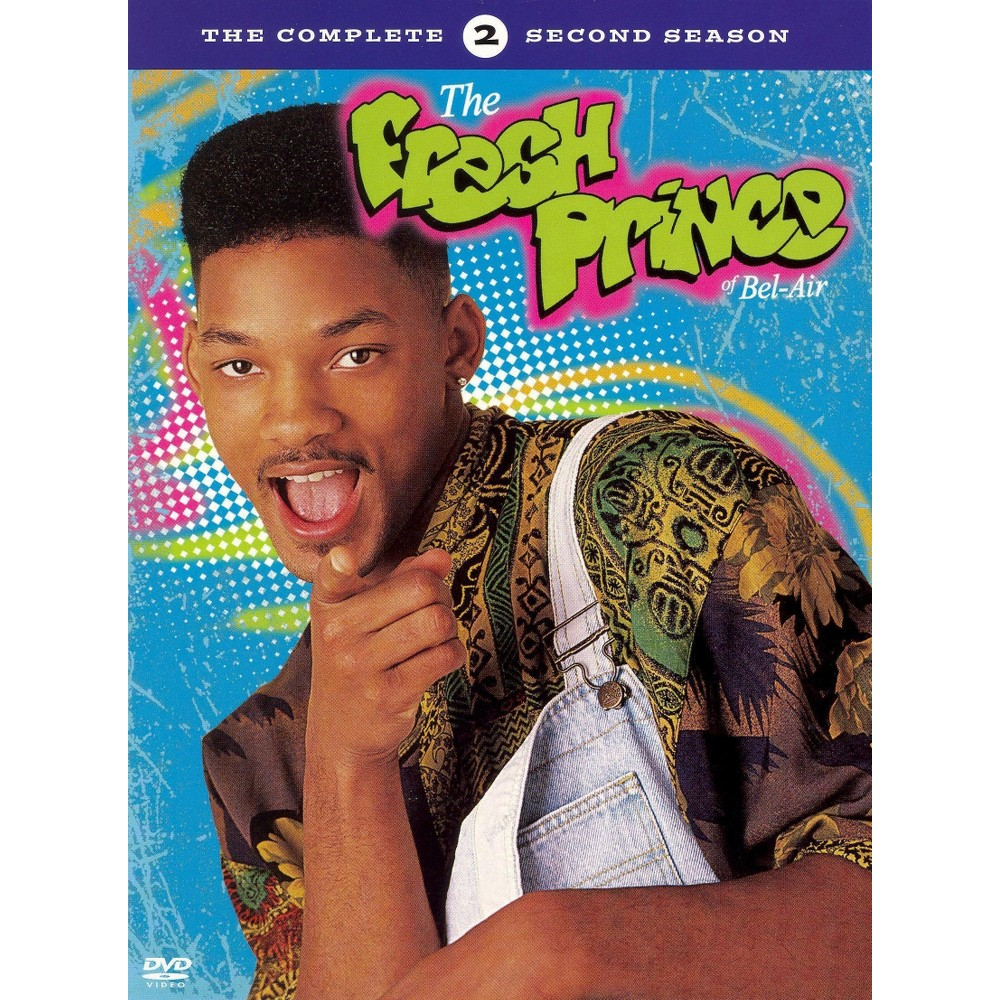 The Fresh Prince of Bel-Air: The Complete Second Season [4 Discs]