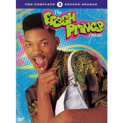 The Fresh Prince of Bel-Air: The Complete Second Season [4 Discs] - image 1 of 1