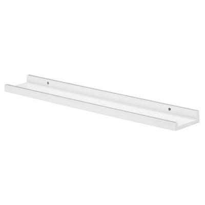 Dolle Border Floating Ledge Shelf (31.5 )- White