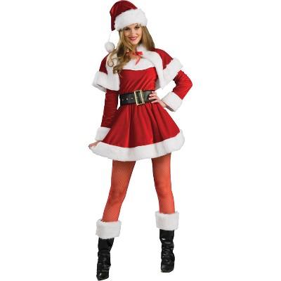 Adult Santa's Helper Halloween Costume M
