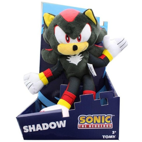 Tomy Sonic The Hedgehog Collector Series 12-Inch Modern Plush - Shadow