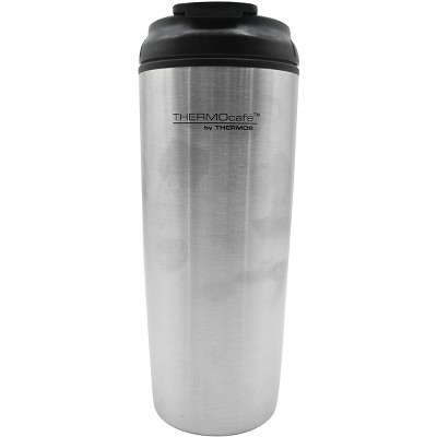 Thermos 16 oz. ThermoCafe Insulated Stainless Steel Travel Tumbler