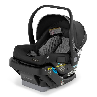 Summer Infant Affirm 335 Rear-Facing Infant Car Seat - Onyx Black