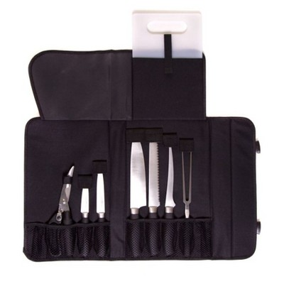 Camp Chef Professional 9 Piece Knife Set - Black