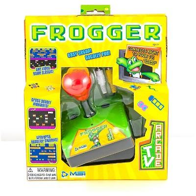 TV Arcade - Frogger Gaming System