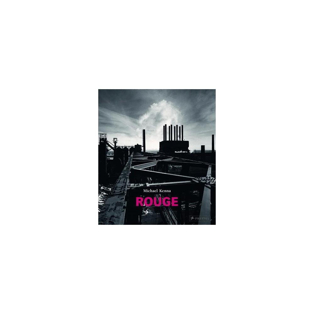 Rouge (Hardcover) (Michael Kenna)
