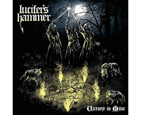 Lucifer's Hammer - Victory Is Mine (Vinyl) - image 1 of 1