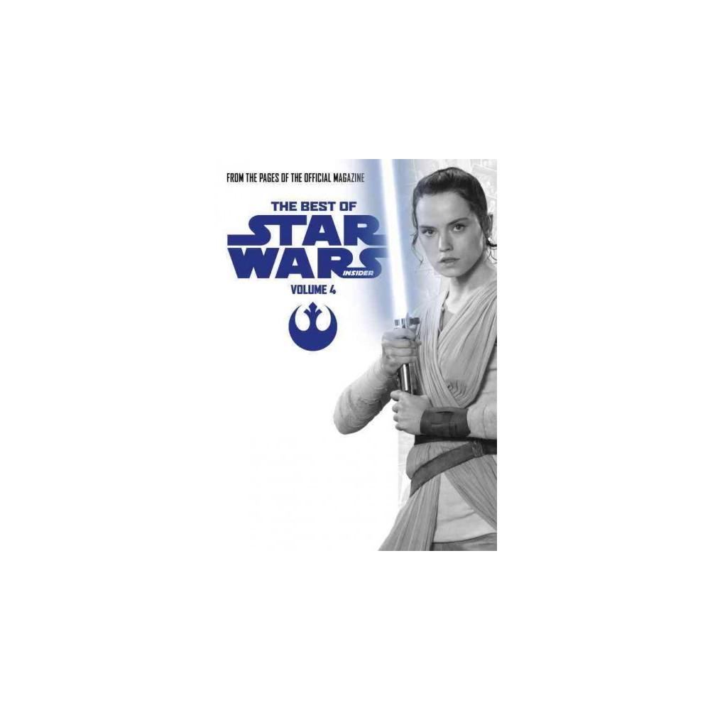 Best of Star Wars Insider (Paperback)