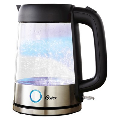 Oster® Illuminating Electric Kettle, BVSTKT7098-000