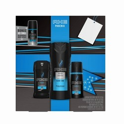 Axe Phoenix Bath And Body Gift Set - 4pc