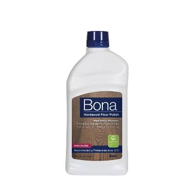 Bona High Gloss Hardwood Floor Polish 24-oz.