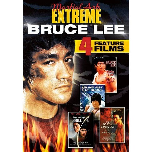 Martial Arts Extreme: Bruce Lee (DVD) - image 1 of 1