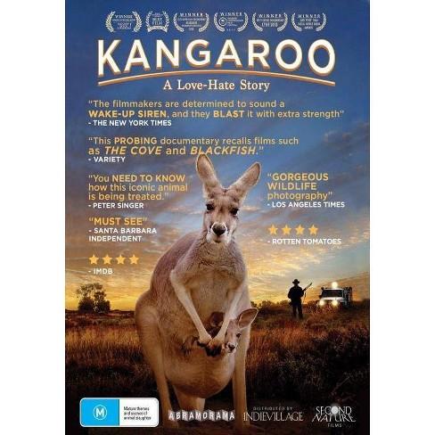 Kangaroo: A Love-Hate Story (DVD) - image 1 of 1