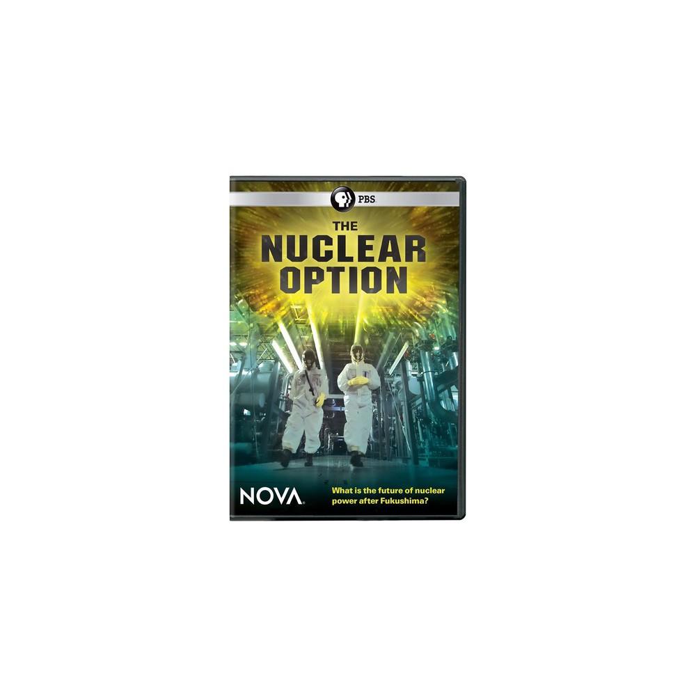 Nova:Nuclear Option (Dvd)
