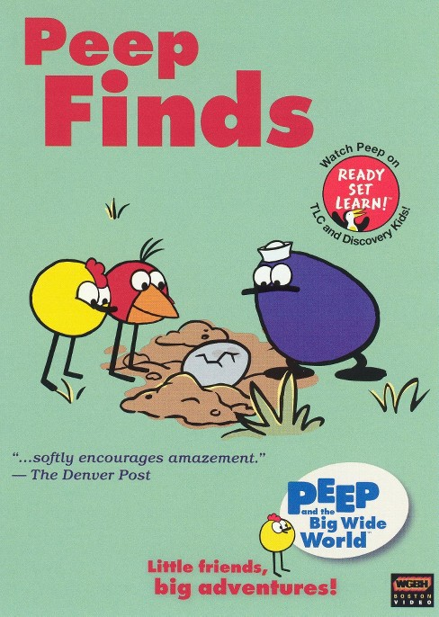 Peep finds (DVD) - image 1 of 1