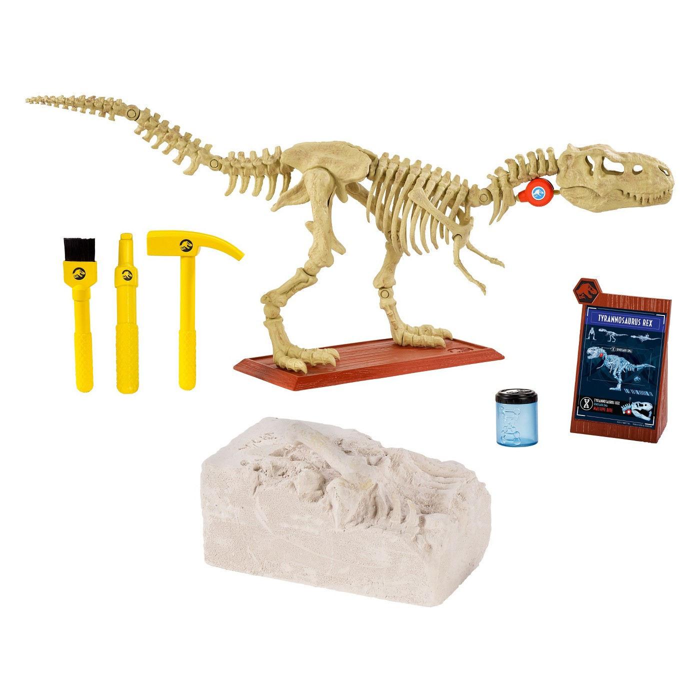 Jurassic World STEM Playleontology Kit - image 1 of 7