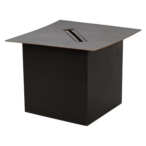 Graduation Card Box Target