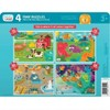 Chuckle & Roar 4pk of Tray Puzzles 72pc - image 2 of 4