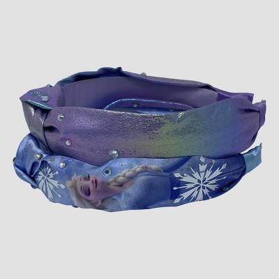 Girls' Frozen 2pk Headband Set