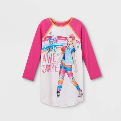 Girls' JoJo Siwa Nightgown - Pink