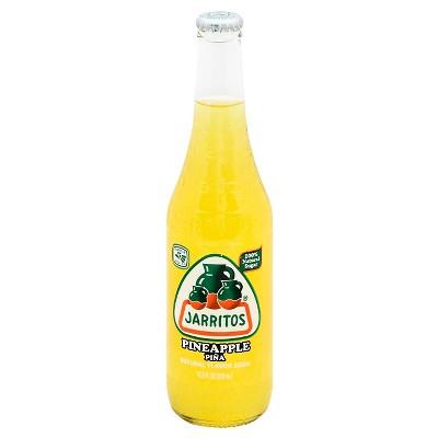 Jarritos Pineapple - 12.5 fl oz Glass Bottle