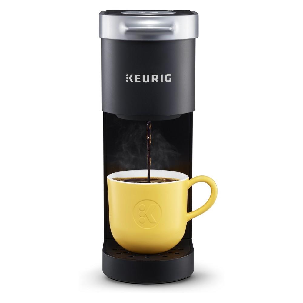 Keurig K-Mini Single-Serve K-Cup Pod Coffee Maker Black