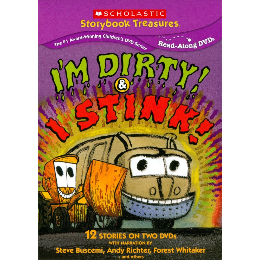 I'm dirty & i stink (Dvd)