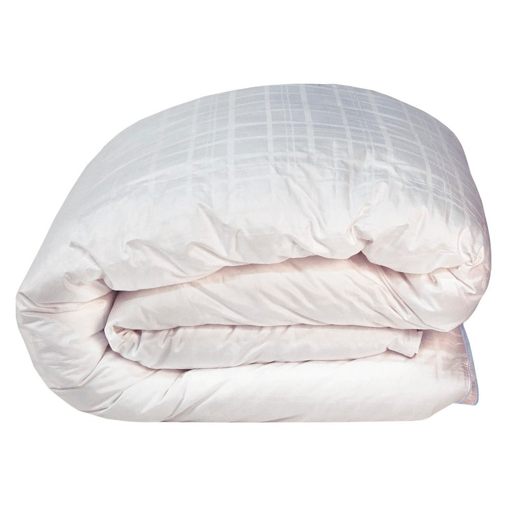 Image of Spring Air Luxury Loft Down Alternative Comforter - White (King)