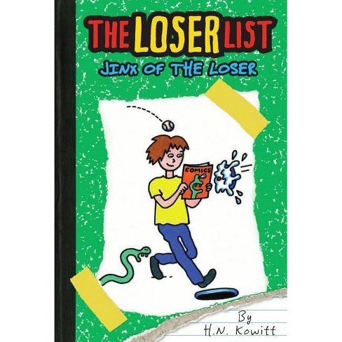Jinx of the Loser - (Loser List) by  Holly Kowitt (Hardcover) - image 1 of 1