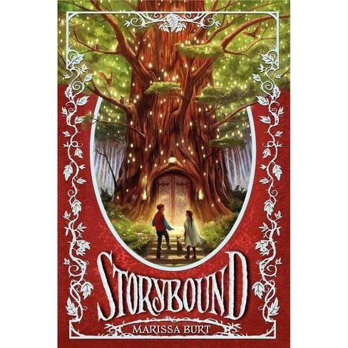 Storybound - by  Marissa Burt (Paperback) - image 1 of 1