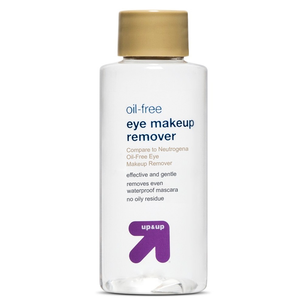 Eye Makeup Remover - 2oz - Up&Up (Compare to Neutrogena Oil-Free Eye Makeup Remover)