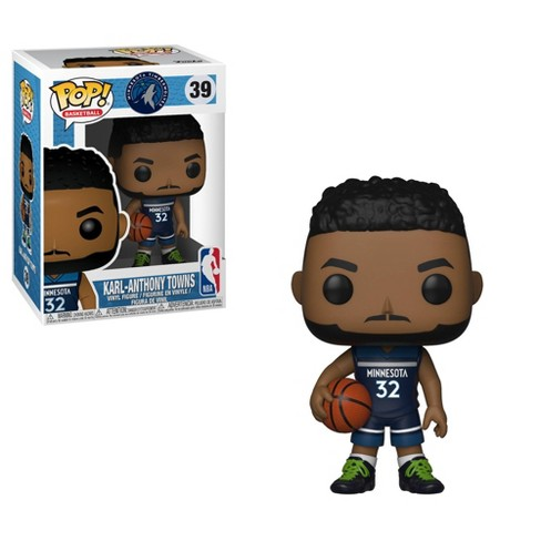 Funko POP! Basketball: NBA Minnesota Timberwolves - Karl-Anthony Towns - image 1 of 3