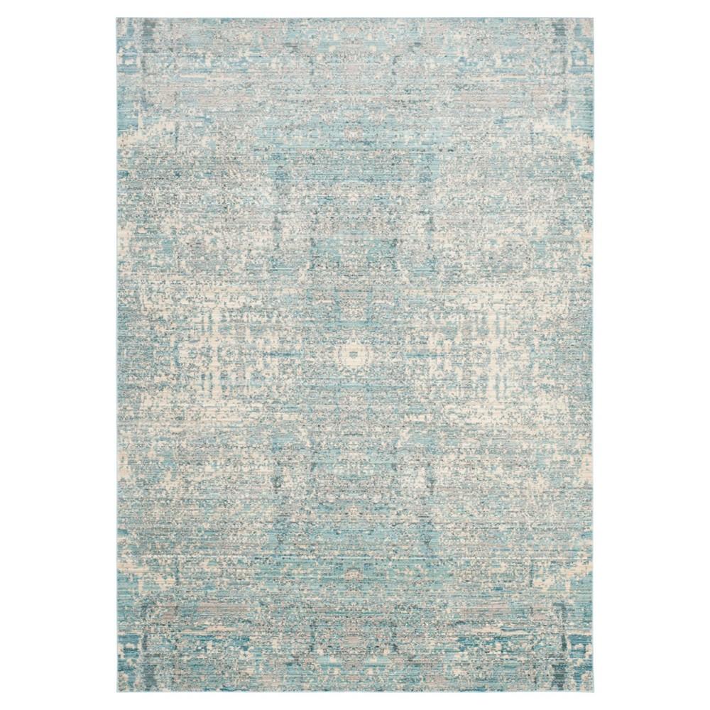 Mystique Rug - Teal- (9'x12') - Safavieh, Blue