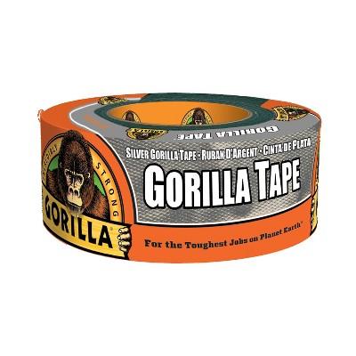 Gorilla 10 yard Duct Tape Silver