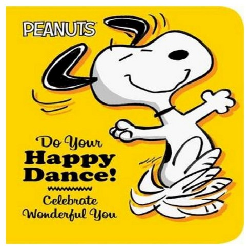 Do Your Happy Dance! ( Peanuts) (Board) - image 1 of 1