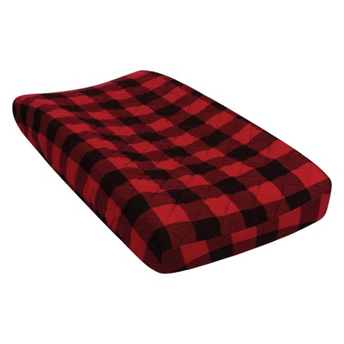 Trend Lab Changing Pad Cover Buffalo Check Target