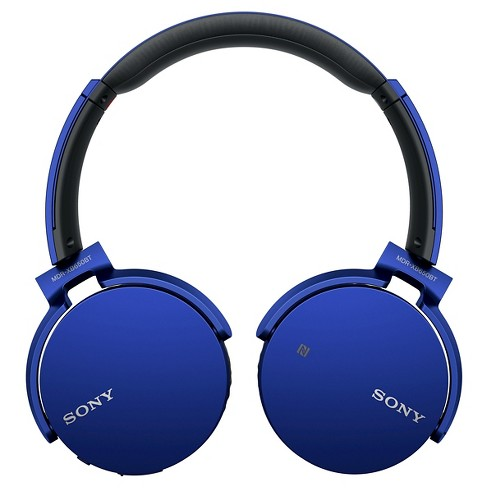 0da863f0797 Sony Extra Bass Wireless Bluetooth Over-Ear Headphone : Target
