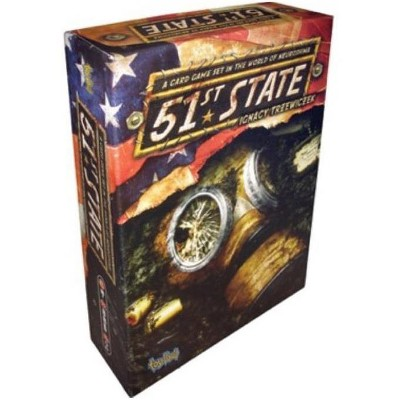 51st State (2nd Edition) Board Game