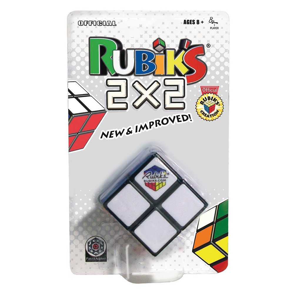 Rubik's 2x2 1pc, brainteasers