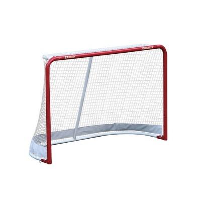 EZ Goal Portable Folding Regulation Size Street Ice Hockey Training Goal Net