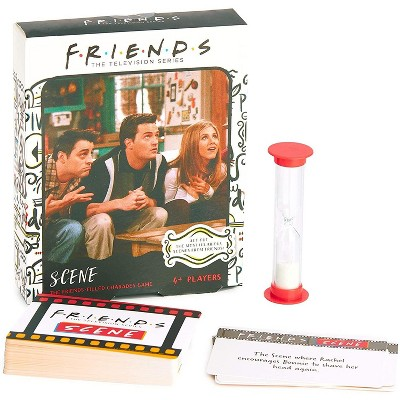 Paladone Products Ltd. Friends TV Show Scene Charades Game