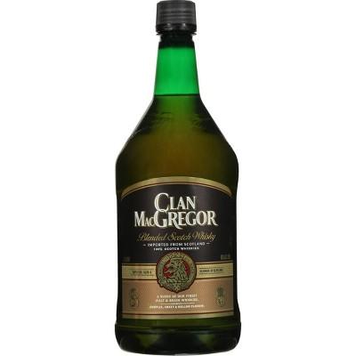 Clan MacGregor Scotch Whisky - 1.75L Bottle