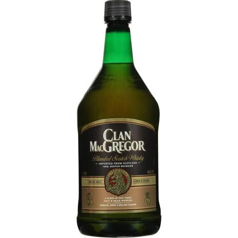 Clan MacGregor Scotch Whisky - 1.75L Bottle - image 1 of 4