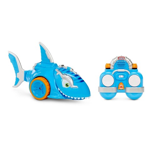Little Tikes Shark Strike RC Remote Control Toy Car - image 1 of 4